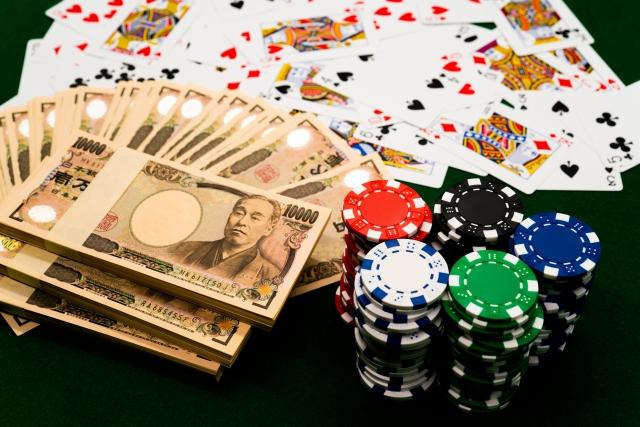 オンラインカジノ経営者逮捕とアミューズメントカジノについて